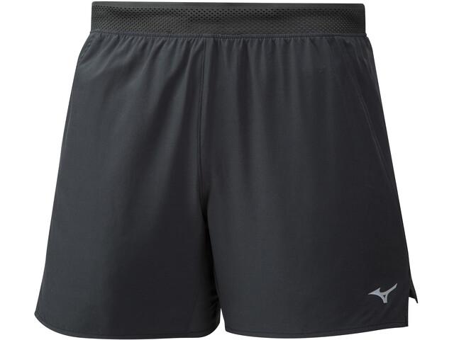 Mizuno Aero 5.5 Shorts Hombre, black